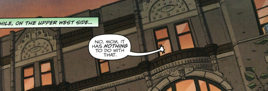 Dana S Apartment Building Ghostbusters dana's apartment (idw) | ghostbusters wiki | fandom poweredwikia