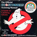The OfficialGhostbustersTrainingManualStickerBookbyantiochSc01