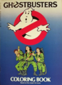 GhostbustersScholasticColoringBookcover