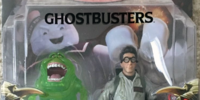 Matty Collector: 6″ Egon Spengler with Slimer