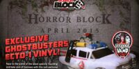 Nerd Block items related to Ghostbusters