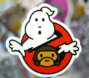 Ghostbusters Apparel line by Bape