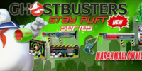 Ghostbusters Stay Puft Series: Ghostbusters Shooters