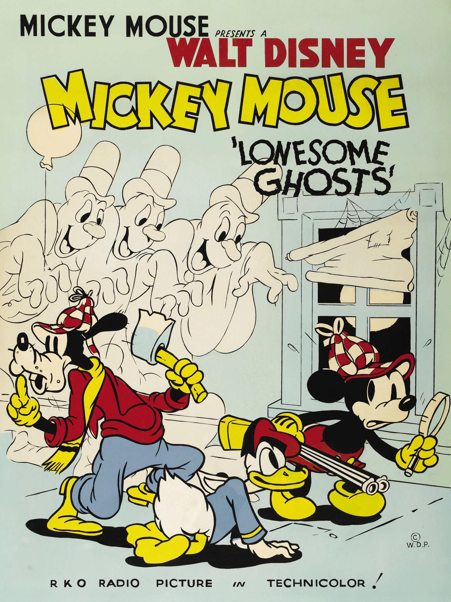 Lonesome Ghosts Disney Short Ghostbusters Wiki Fandom Powered By Wikia