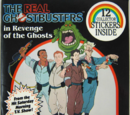 The Real Ghostbusters in Revenge of the Ghosts (sticker book)
