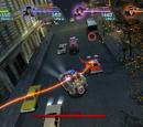 Level 4: NYC Mayhem