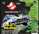Ghostbusters related lottery promotions