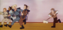 GhostbustersinBansheeBakeACherryPieepisodeCollage2