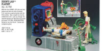 Egon's Lab Action Figure Toy