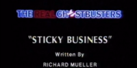 Sticky Business