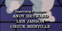 The Real Ghostbusters Credits 3