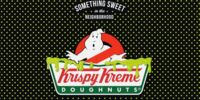 Krispy Kreme Ghostbusters Promotion