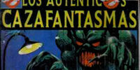 Los Autenticos Cazafantasmas Editorial Perfil Comics