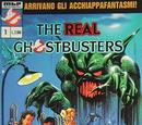 The Real Ghostbusters (Acchiappafantasmi) MBP Comics