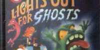 Lights Out For Ghosts: An Adventure With The Real Ghostbusters