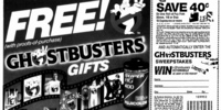 Fuji Film's Ghostbusters II Promotion