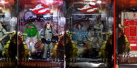 Matty Collector Ghostbusters 6 Inch Toy Line