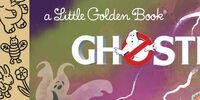 Ghostbusters (A Little Golden Book)