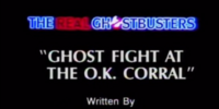 Ghost Fight at the O.K. Corral