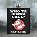 GhostbustersHipFlaskBy50Fifty