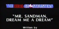 Mr. Sandman, Dream Me a Dream