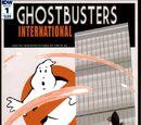 IDW Publishing Comics- Ghostbusters International 1