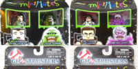 Ghostbusters Minimates: Series 1 (Toys R Us)