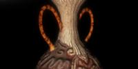 Phoenican Plague Vase