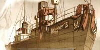 Sinterklaas' Boat