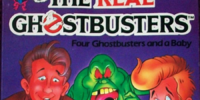 The Real Ghostbusters: Four Ghostbusters and a Baby
