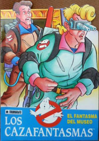 File:LosCazafantasmasBookElFantasmaDelMuseo1.png