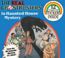 The Real Ghostbusters in Haunted House Mystery (sticker book)