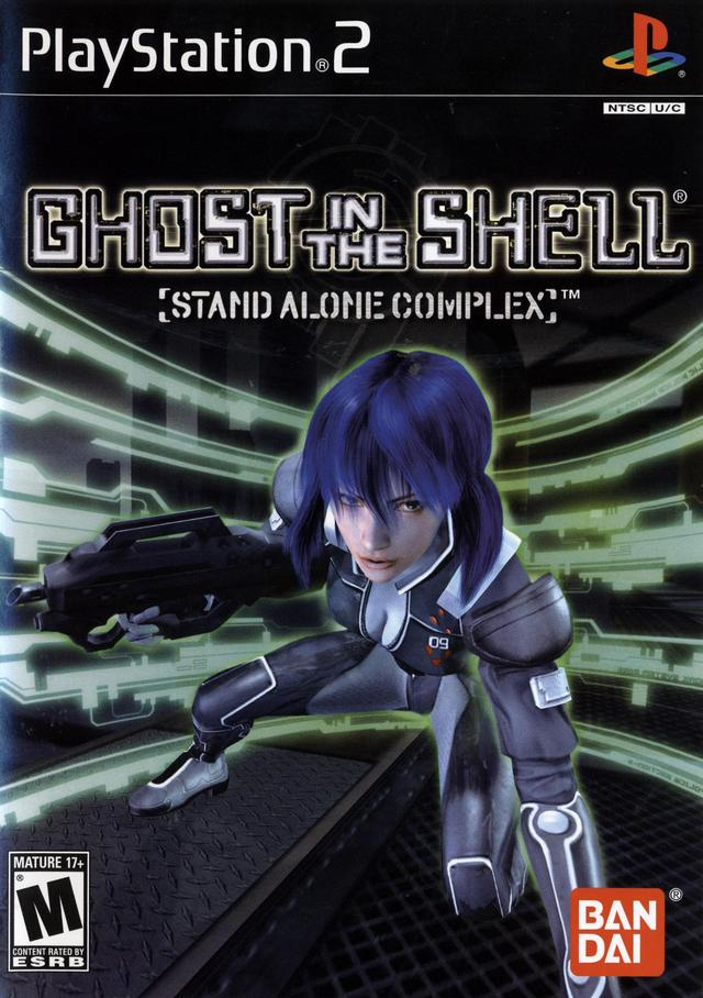 Ghost In The Shell Stand Alone Complex Video Game