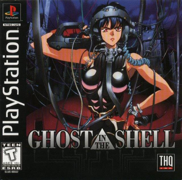 Video Games Ghost In The Shell Wiki Fandom Powered By
