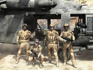 Cap Squad