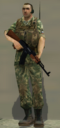 Russian Soldier 7