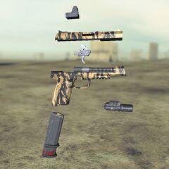 Future Soldier FN FiveseveN 7