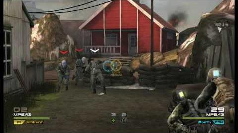 Tom Clancy's Ghost Recon Wii - M1 Rising Above