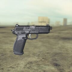 Ghost recon Future Soldier FN FNP45 1