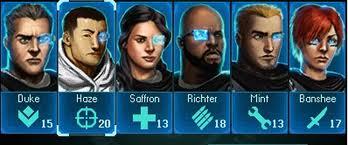 Shadow Wars team