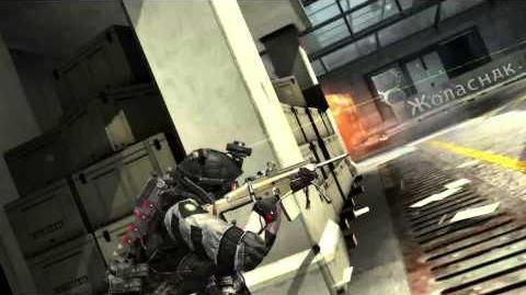 Ghost Recon Online- Attica Heights, Omega Pack, firing range -EN-