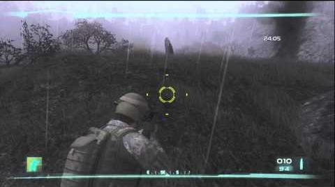 GRAW 2- BattleField Co-op Mission WalkThrough
