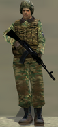 Russian Soldier 21