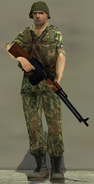 Russian Soldier 8