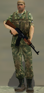 Russian Soldier 2
