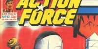 Action Force (weekly) 12