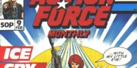 Action Force Monthly 9