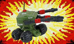 PAC-RAT Machinegun
