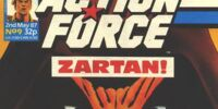 Action Force (weekly) 9