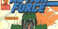 Action Force (weekly) 16